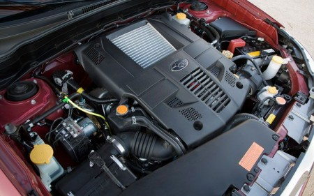 Autosleek installing transmission oil cooler on a 2009 for Subaru forester motor oil