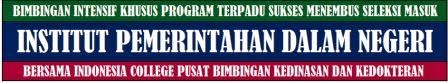 bimbingan ipdn program jaminan