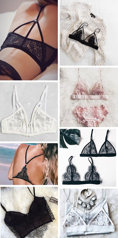 soft bra, soft bras, lace bras, fashion trends, sexy lingerie