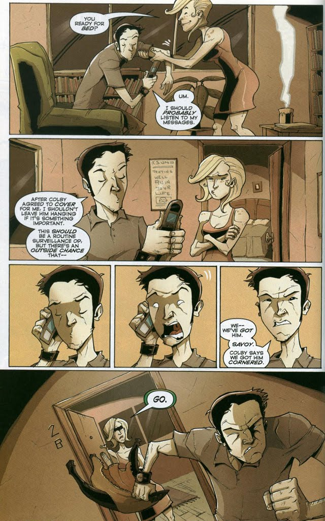 Chew #14 by John Layman and Rob Guillory