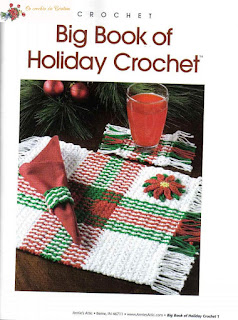 Annie's Attic - The Big Book of Holiday Crochet (Annie's Attic crochet) - 2006