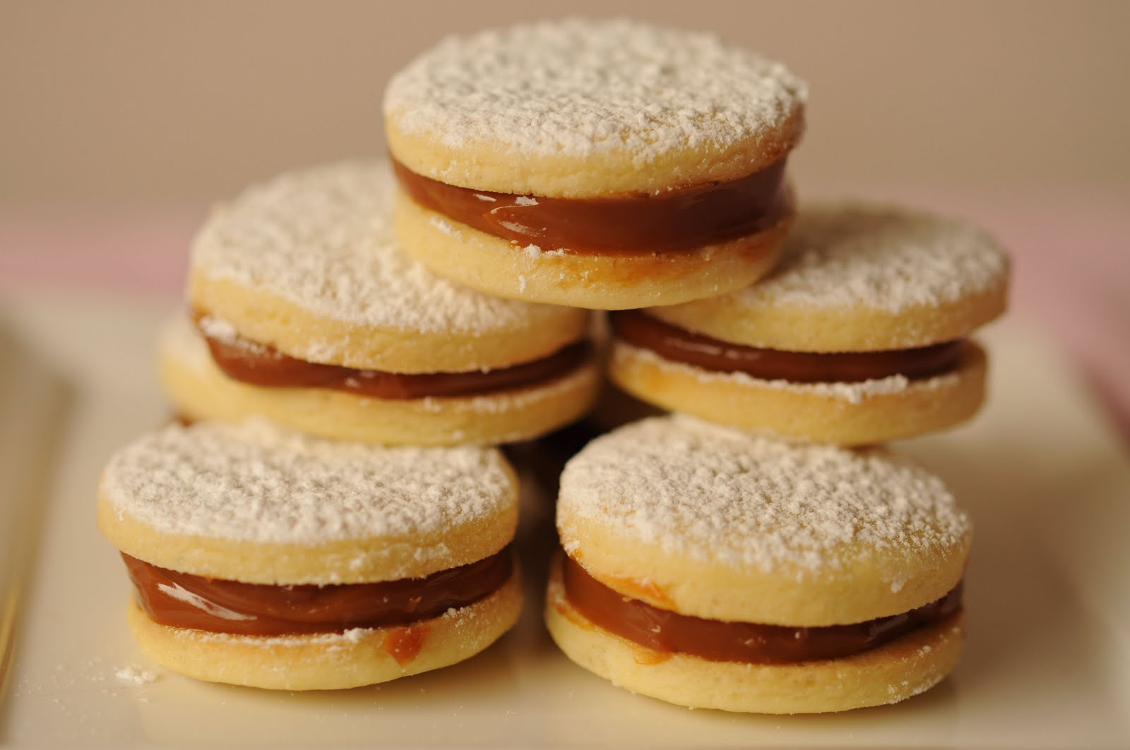Alfajores Recipes — Dishmaps