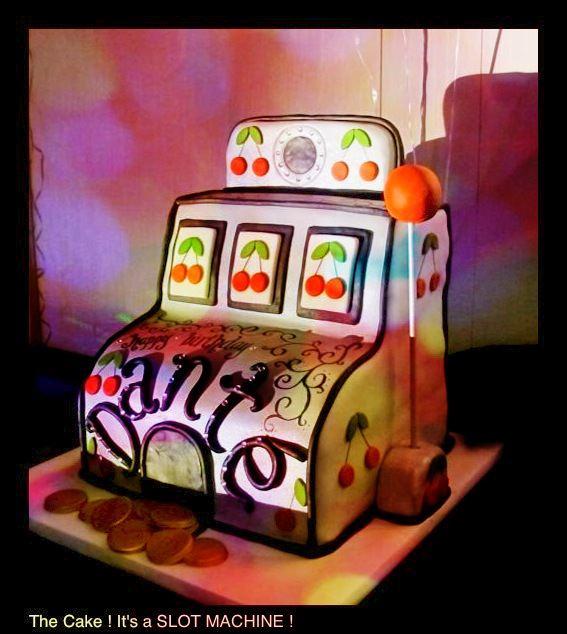 Pams Custom Cakes Slot Machine For Dante