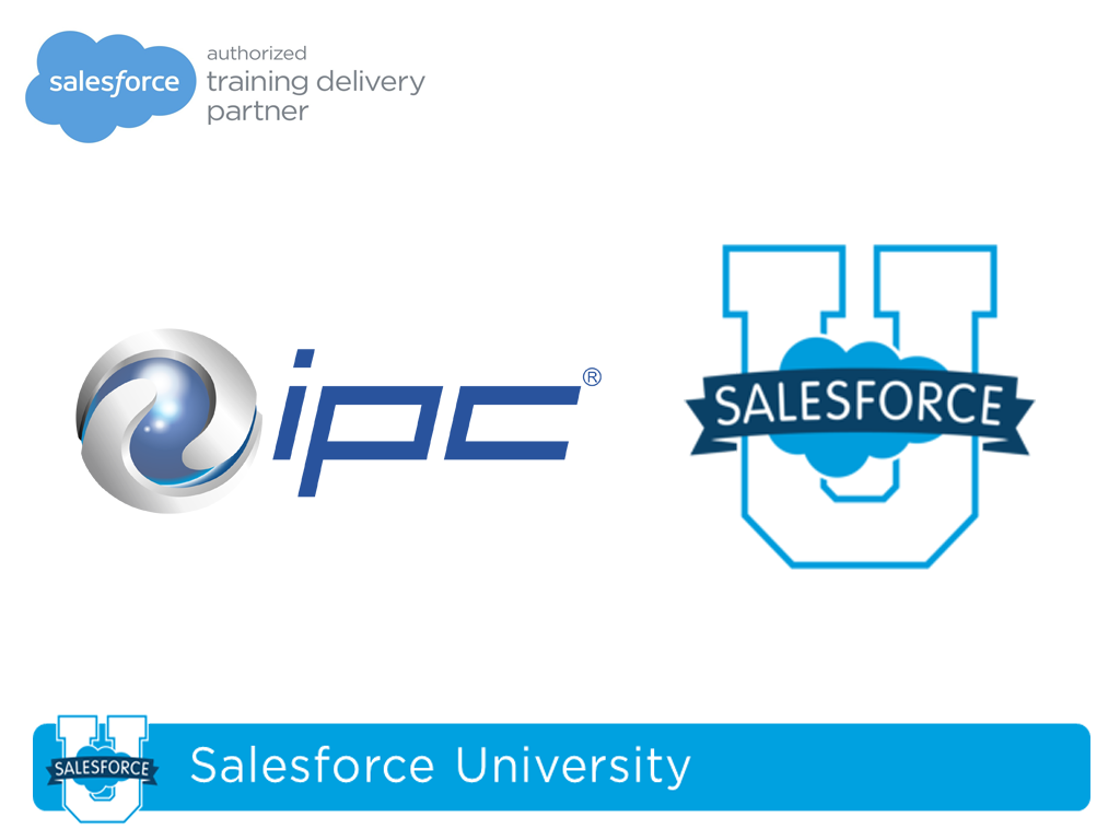 Ipc announces training partnership with salesforce university as an authorized training delivery partner for salesforce university ipc is accredited to conduct salesforce training courses designed by salesforce 1betcityfo Gallery