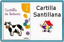 Cartilla de lectura Santillana 2
