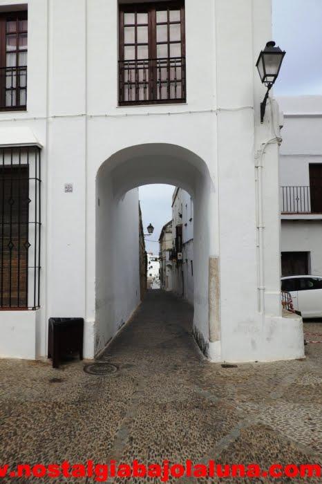 LA BELLEZA DE ARCOS DE LA FRONTERA