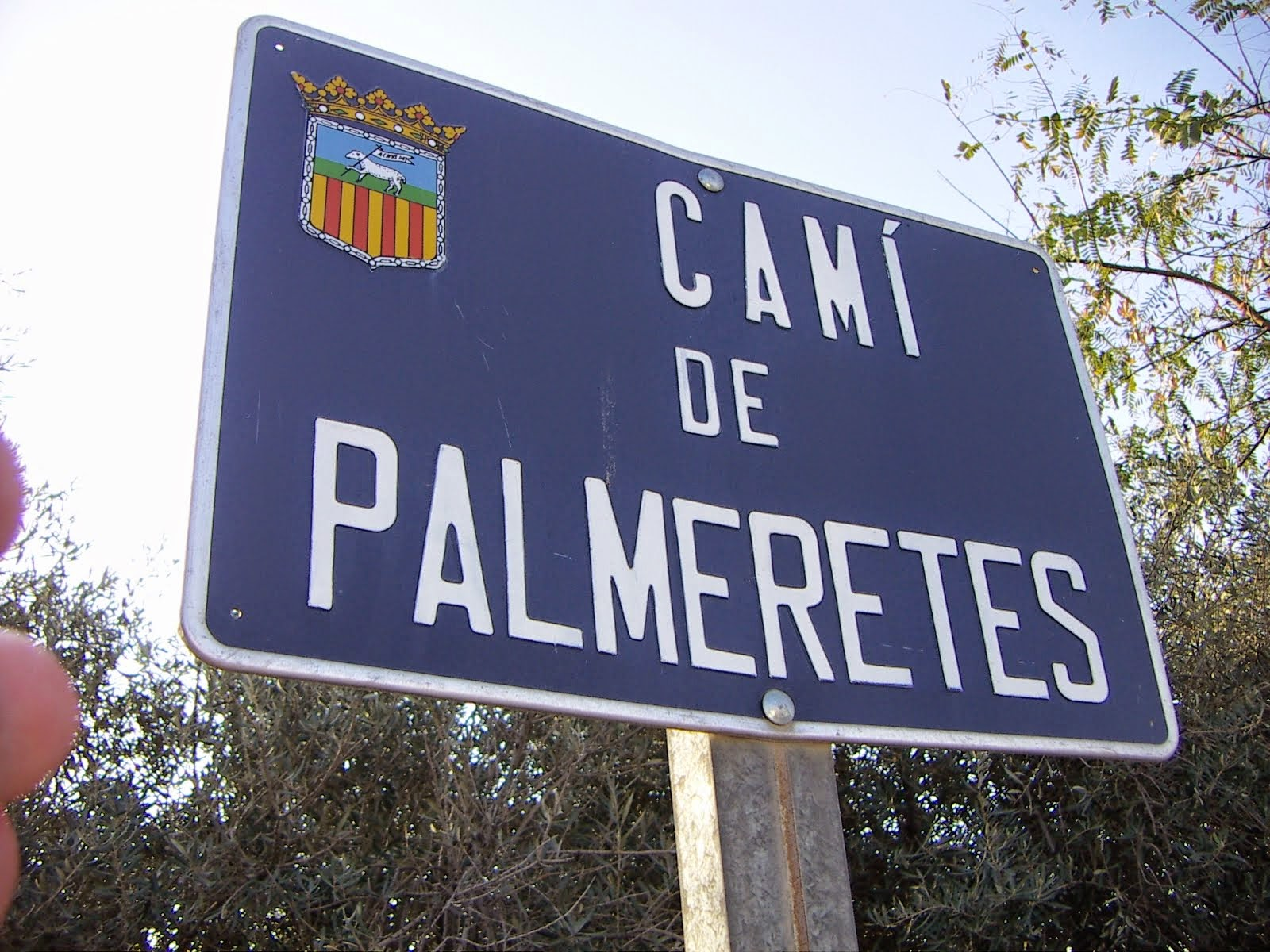 Camí de Palmeretes