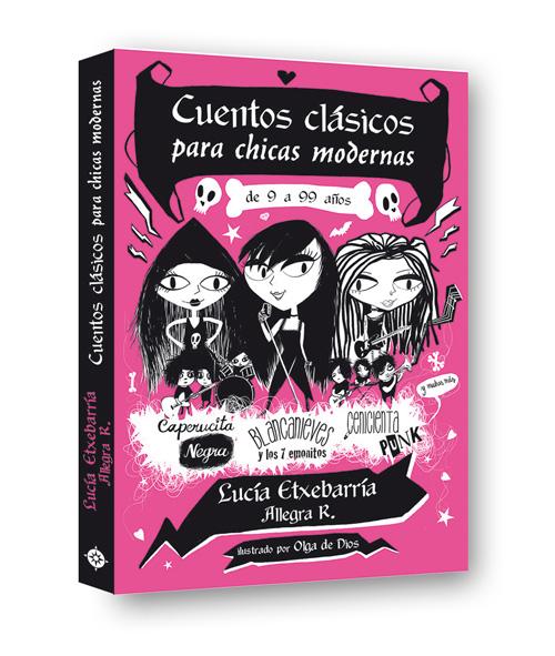 Libro de Allegra R hija de Lucía Etxebarria