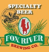 Fox River Bottle Label