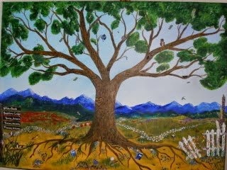 tree from spiritual mechanics of diabetes blog