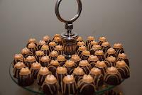 Mesa de chocolates - Chokolateria