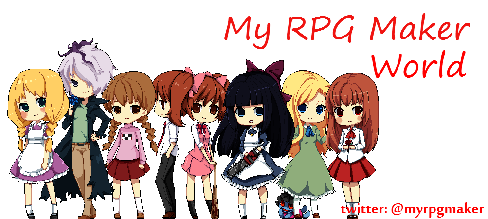 My RPG Maker World