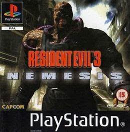 Download Resident Evil3 Nemesis ISO