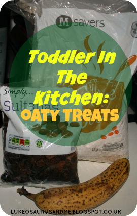 Toddlers Oaty Treats from www.lukeosaurusandme.blogspot.co.uk