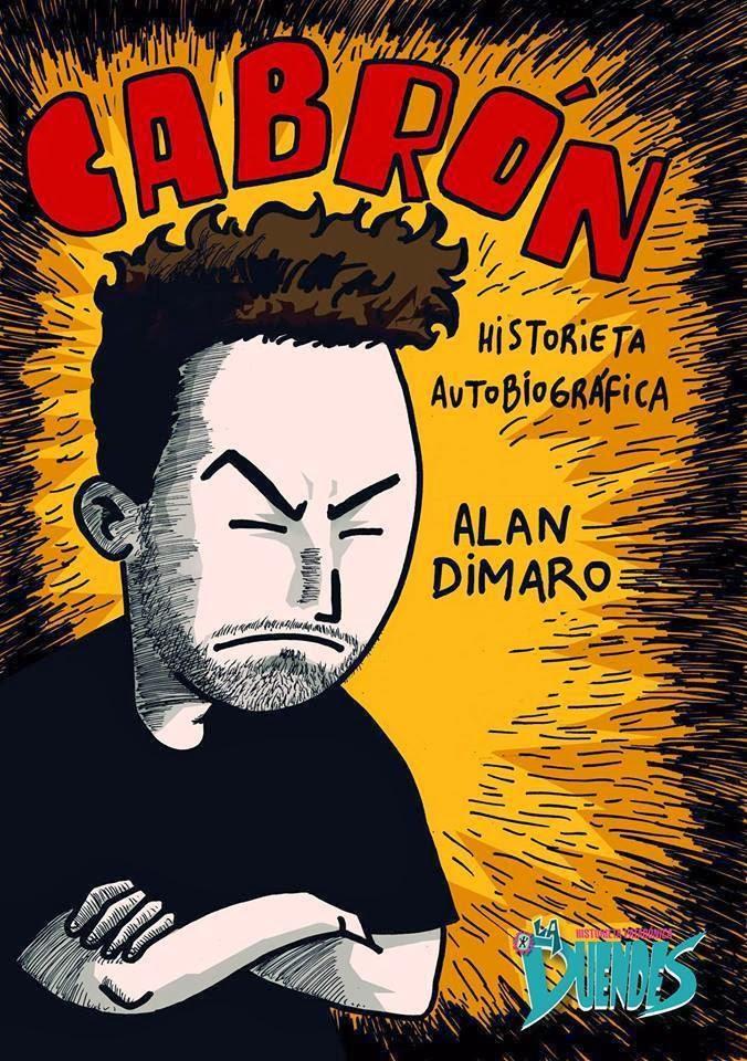 CABRÓN, de Alan Dimaro