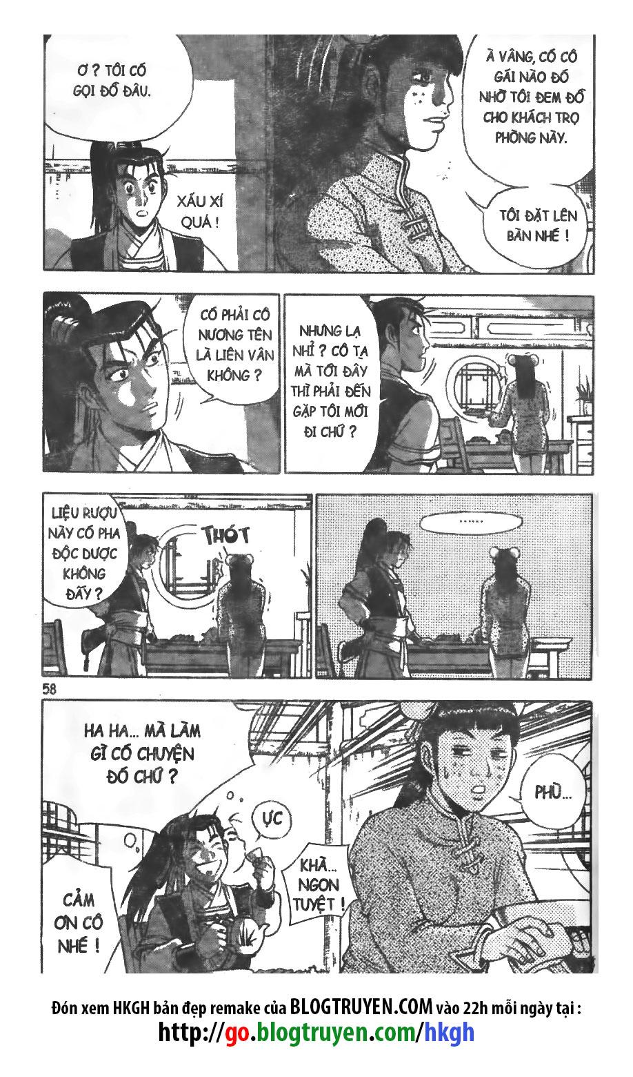Hiệp Khách Giang Hồ chap 238 Trang 7 - Mangak.info