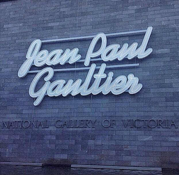 jean paul gaultier melbourne natinal gallery victoria nvg st kilda road fashion