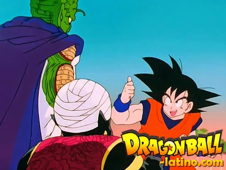 Dragon Ball Z capitulo 26