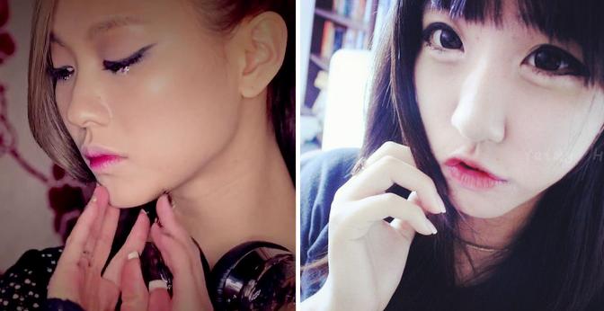 корейская косметика крем отбеливающий