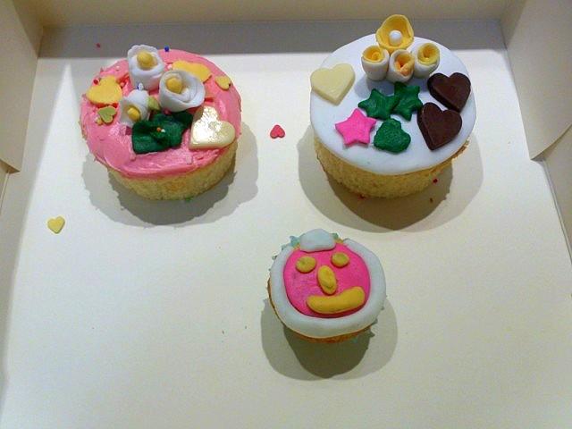 Curso de iniciaci n a los cupcakes en food fun cuando for Sexo en nueva york wikipedia
