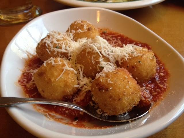 No Room For Dessert Restaurant Review 17 Olive Garden