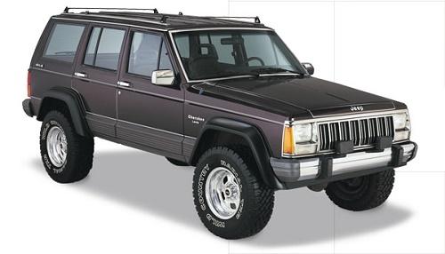 Daftar Harga Mobil Jeep Seri Cherokee Terbaru