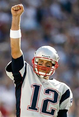 Tom Brady jugador de futbol americano