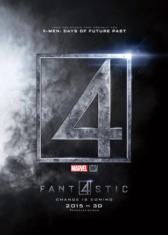 Poster 4 Fantásticos 2015