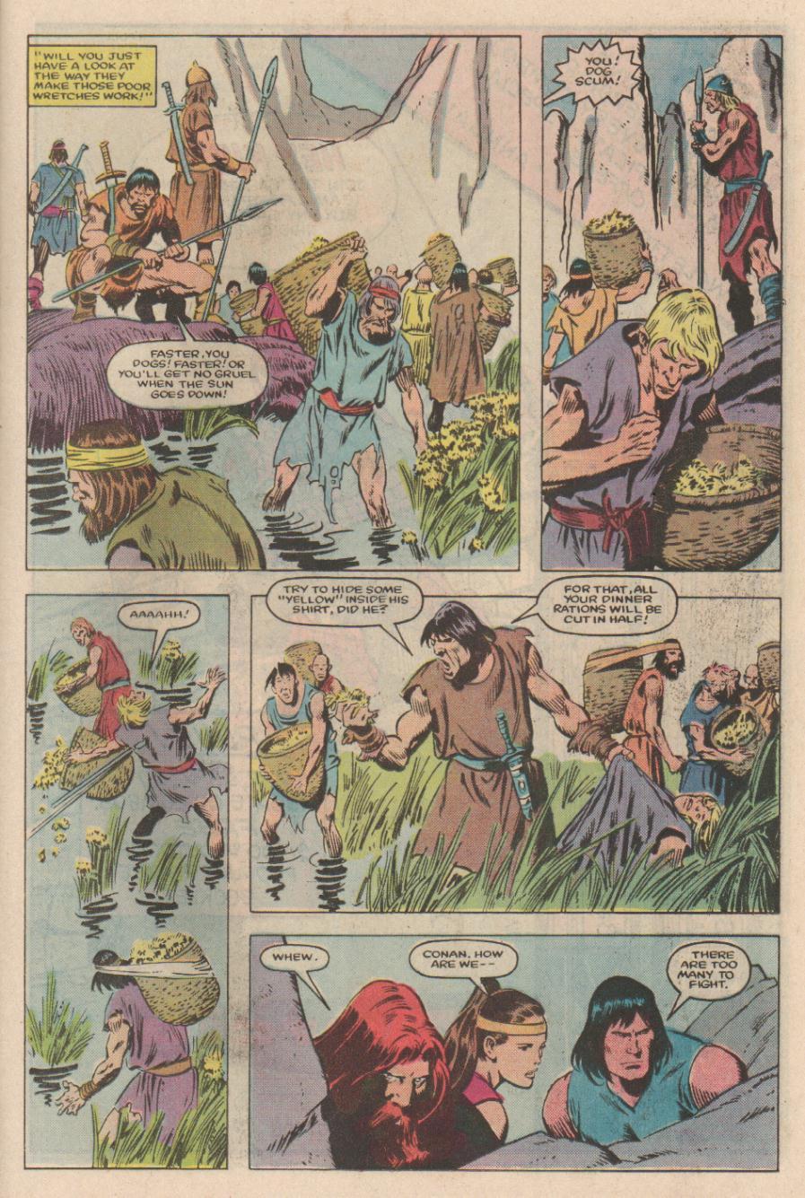 Conan the Barbarian (1970) Issue #167 #179 - English 8