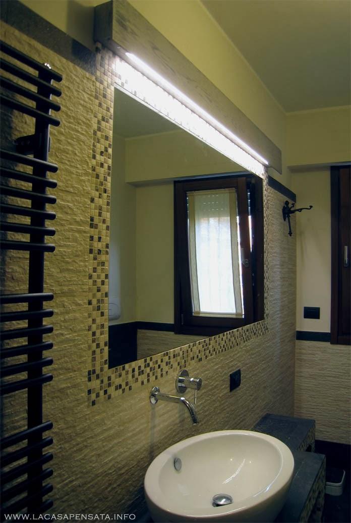 Illuminazione bagno cieco illuminazione bagno moderno - Illuminazione design low cost ...