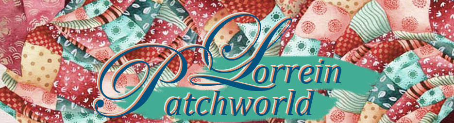 patchwork world Lorrein
