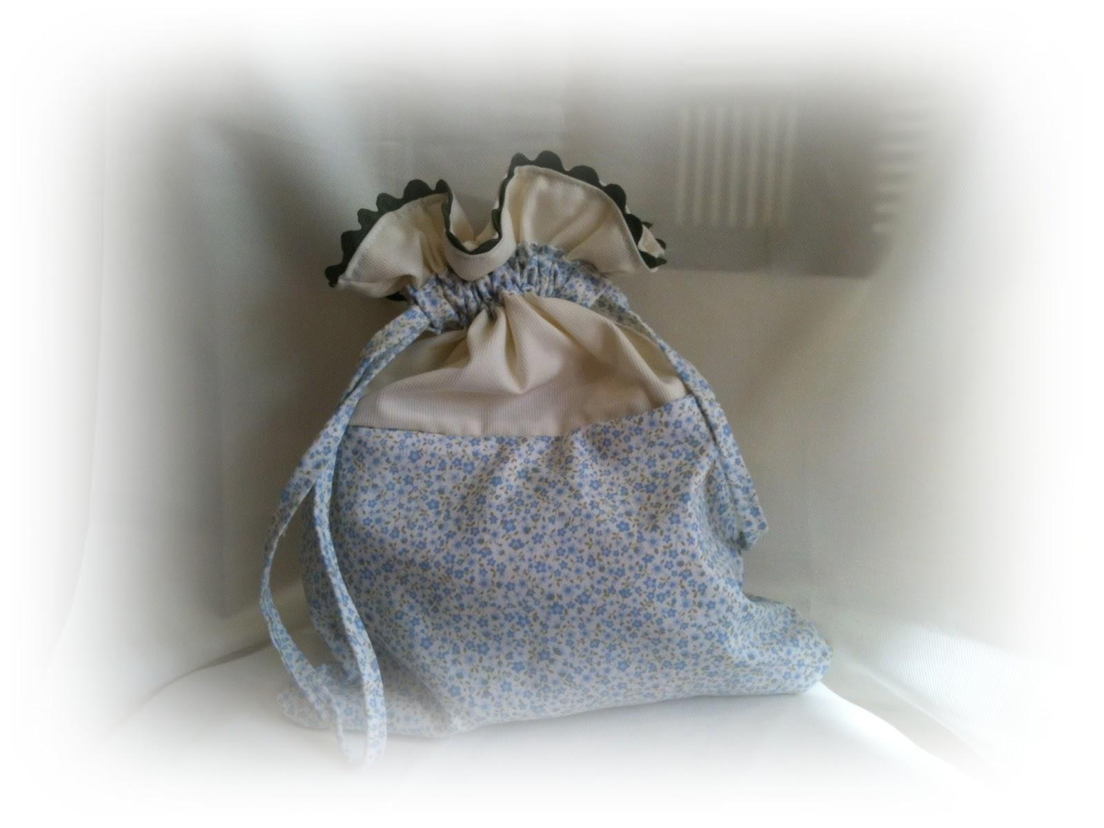 Puntadas de mimi bolsas de merienda for Ondulina verde