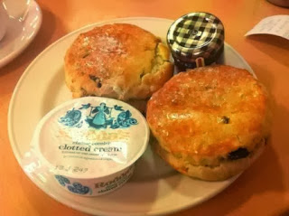 National Trust Scones at Morden Hall Park