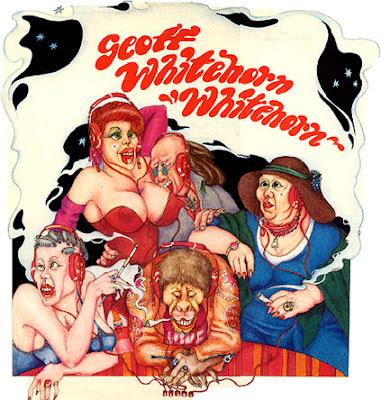 Geoff Whitehorn - Whitehorn - 1974 (Vinyl Rip)