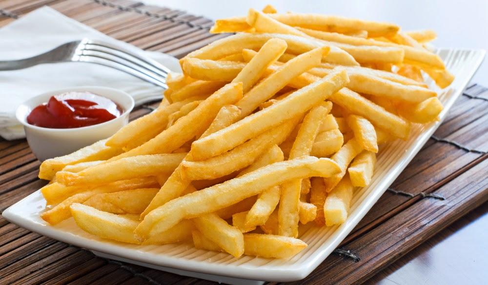Как сделать вкусно картошку фри