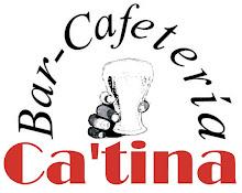 """Bar-Cafetería Ca'tina // Dar al """" ME GUSTA"""""""