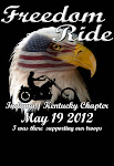 JOIN THE FREEDOMRIDE2012