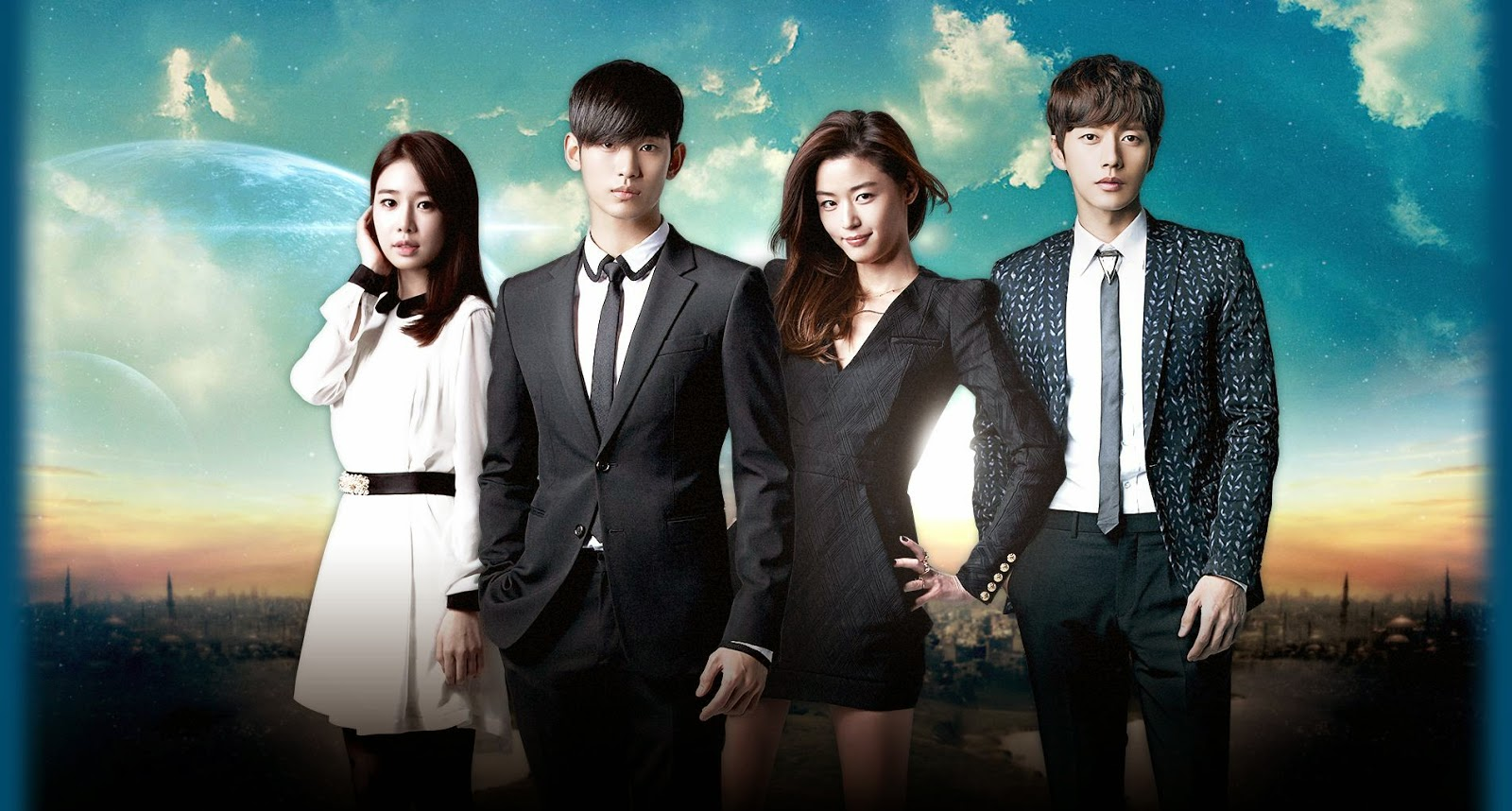 [ENGSUB] You Who Came From The Stars