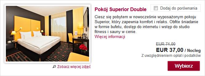 angelo Hotel Katowice za 37 EUR