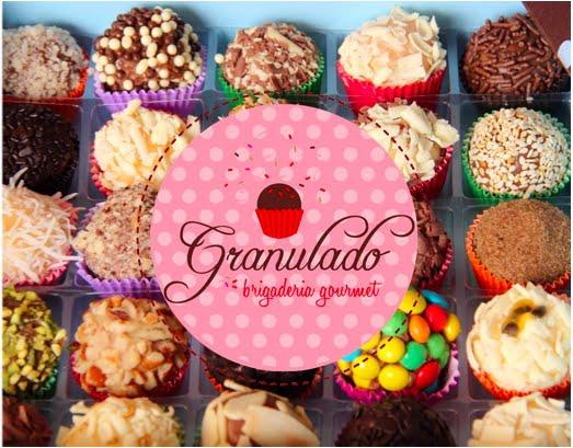 Granulado Brigaderia Gourmet