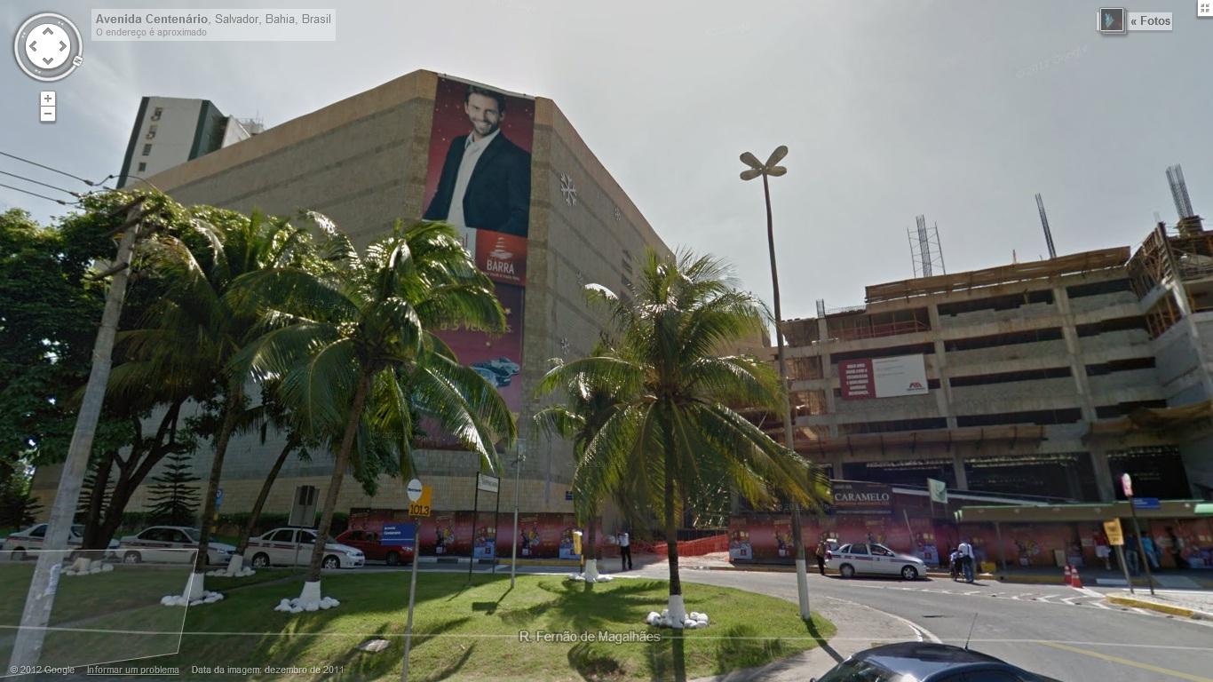 História de Salvador - Cidades Baixa e Alta: SHOPPNG BARRA –PAINEL ...