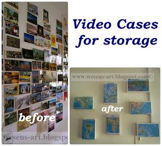 Video Cases for storage     wesens-art.blogspot.com