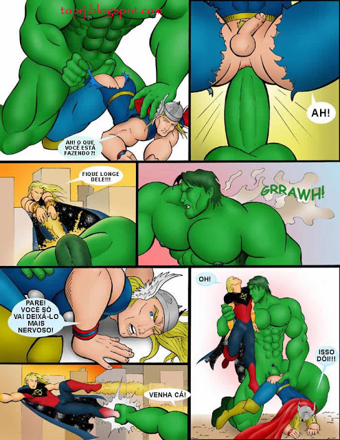 naked sexy shehulk and redshehulk having sex