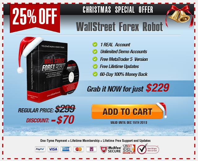 WaalStreet Forex Robot