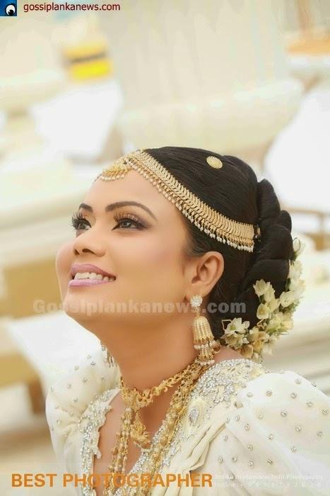 Gayesha Perera Wedding