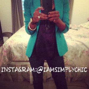 INSTAGRAM:@IAMSIMPLYCHIC