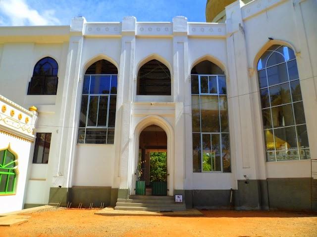 DARMA KABEER JUMMA MOSQUE, Hambantota
