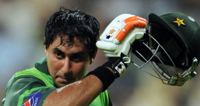 Tour Selection Committee Select Nasir Jamshed for World Cup 2015