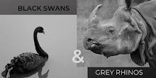 'Black swan' events that aren't: Coronavirus, climate emergency, unidentified aerial phenonema