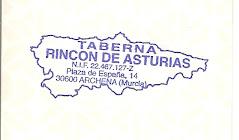 Taberna Rincón de Asturias